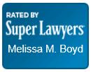 Melissa M Boyd