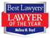 melissa boyd best lawyers lawyer of the year 2019