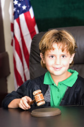 The Confrontation Clause: Should a 3 Year Old Have to Take the Stand?