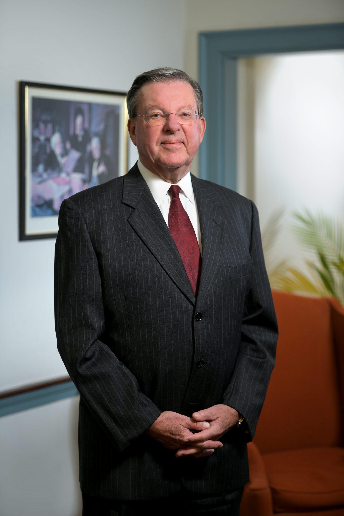 Gilbert P. High Jr.