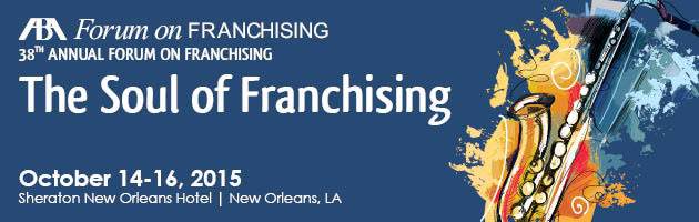 The Soul of Franchising Email Header