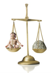 Calculating Child Support in Pennsylvania When Income Varies or Changes