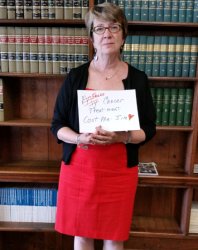 High Swartz Attorney Mary Cushing Doherty is a Leukemia & Lymphoma Society Advocate
