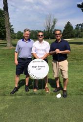 High Swartz Supports Montgomery Bar Foundation Legal Aid Golf Classic