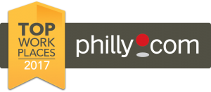 Philly.com Names High Swartz LLP a Winner of the Delaware Valley 2017 Top Workplaces Award