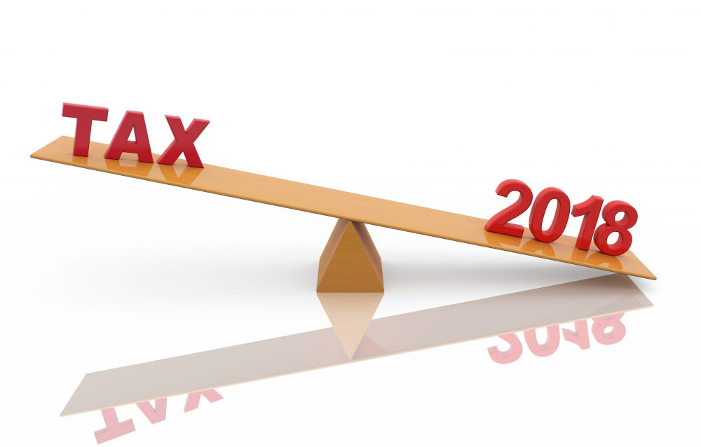 2018 tax changes law