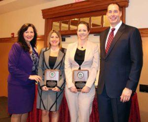 melissa boyd PBA Special Achievement Award