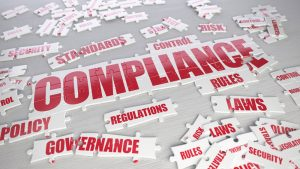 business compliance puzzle