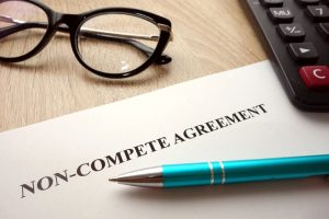 non compete agreement employment law high swartz