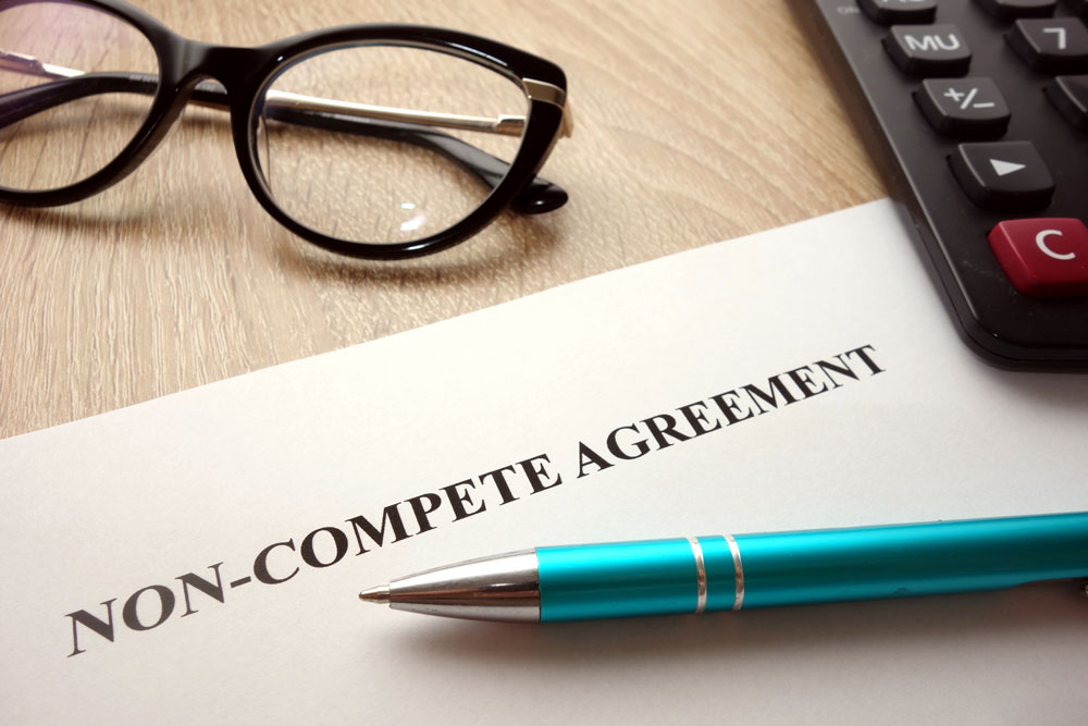 non compete agreement employment law high swartz