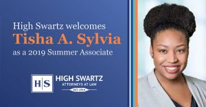 tisha sylvia summer associate high swartz law firm norristown pa