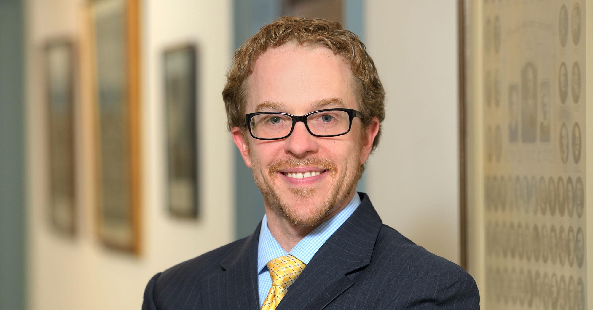 Mark R. Fischer, Jr. Elected Partner at High Swartz